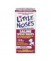 Little Noses Saline Spray/Drops