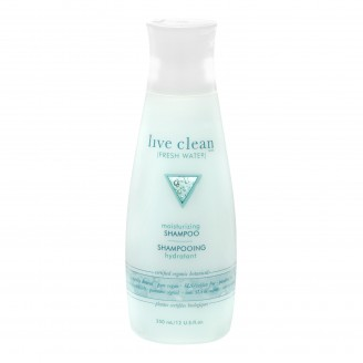 Live Clean Fresh Water Moisturizing Shampoo