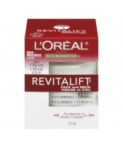 L'Oreal Paris RevitaLift Anti-Wrinkle + Firming Face & Neck Day Cream