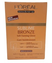 L'Oreal Paris Dermo Expertise Sublime Bronze Self-Tanning Glove