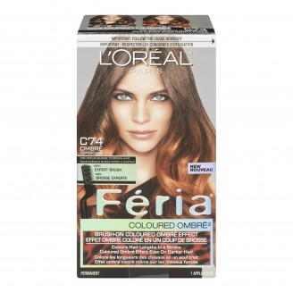 L'Oreal Paris Féria Coloured Ombré Red