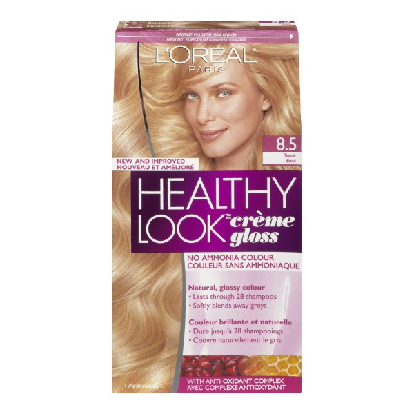 Buy L Oreal Paris Healthy Look Creme Gloss Hair Colour In