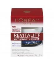 L'Oreal Paris Revitalift Anti-Wrinkle + Firming Night Cream