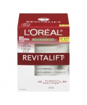 L'Oreal Paris Revitalift Anti-Wrinkle + Firming Day Cream with SPF 18