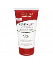 L'Oreal Paris Revitalift Radiant Smoothing Cream Cleanser