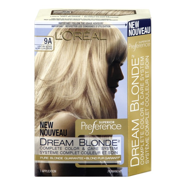 Buy Loreal Paris Superior Preference Dream Blonde Complete Color