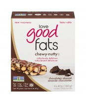Love Good Fats Chewy-Nutty Chocolatey Almond