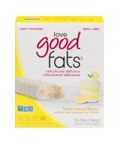 Love Good Fats Lemon Mousse Flavour