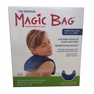 Magic Bag Neck-to-Back Hot & Cold Compress