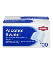 Mansfield Alcohol Swabs