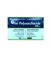 Mantra Pharma m Fer Polysaccharide Anti-Anemic Capsules