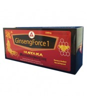 Mayaka GinsengForce 1 Royal Jelly Preparation