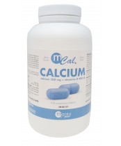 MCal Calcium and Vitamin D 400UI Tablets