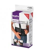 MedPro Adjustable Back Support Belt - Exta Large