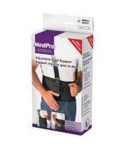 MedPro Adjustable Back Support Belt - Small