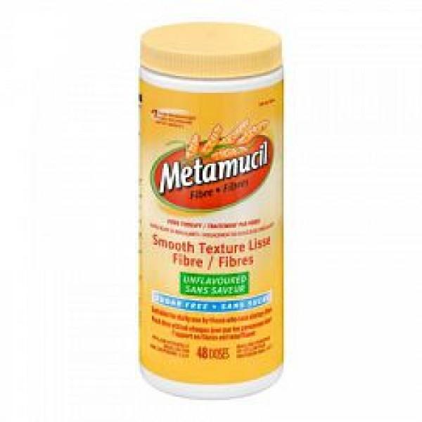 Metamucil powder