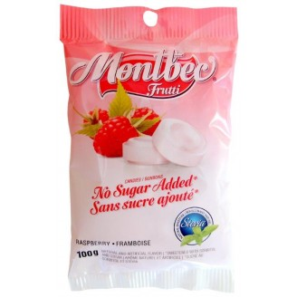 Mont-Bec No Sugar Added Candies