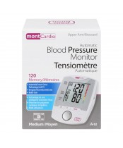 Mont Cardio Automatic Blood Pressure Monitor A-12