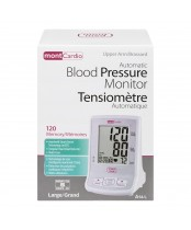 Mont Cardio Automatic Blood Pressure Monitor A-14/L
