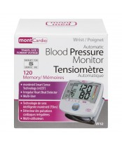 Mont Cardio Automatic Blood Pressure Monitor W-12