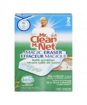 Mr Clean Magic Eraser Bath Scrubber with Febreze