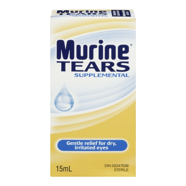 Buy Murine Tears Eye Drops in Canada