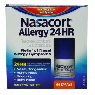 Nasacort 24HR Allergy Relief Nasal Spray