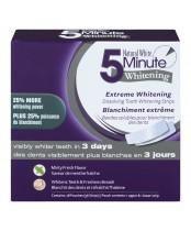 Natural White 5-Minute Extreme Whitening Strips