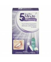 Nature White 5 Minute Whitening Tooth Whitening System