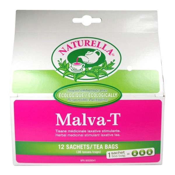 Buy Naturella Malva T Herbal Tea In Canada Free Shipping