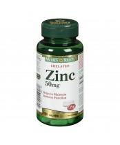 Nature's Bounty Chelated Zinc