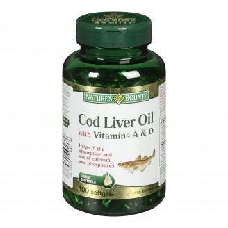 Ingredients In Nature S Bounty Vitamin D   Iu
