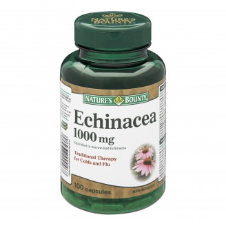 Nature S Bounty Vitamin C Echinacea