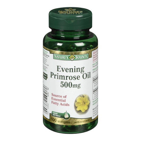 Evening Primrose Oil Natural Fertility