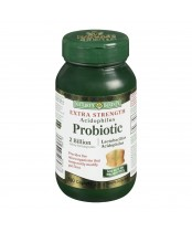 Nature's Bounty Extra Strength Acidophilus 2 Billion Probiotic
