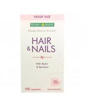 Nature's Bounty Hair and Nails