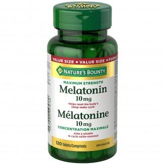 Nature's Bounty Maximum Strength Melatonin