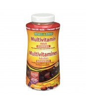 Nature's Bounty Multivitamin Adult Gummies Value Size