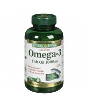 Nature's Bounty Omega-3 Fish Oil