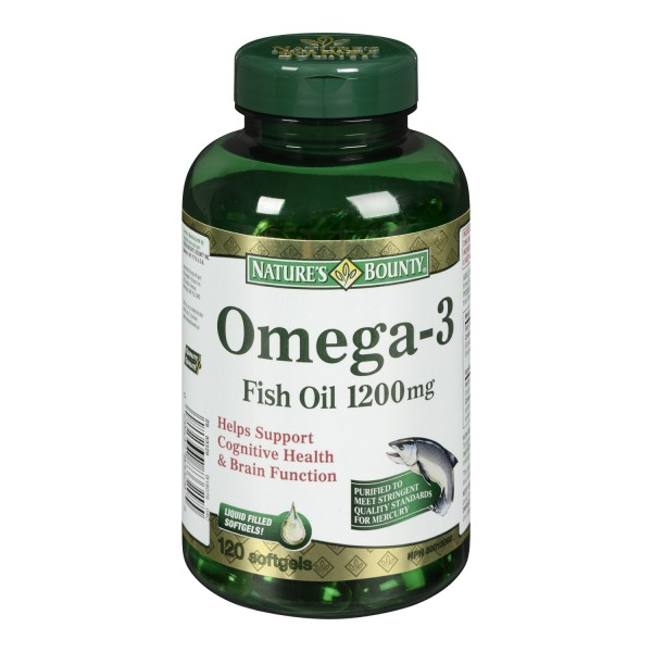 Buy nature 39 s bounty omega 3 fish oil in canada free for Fish oil pregnancy