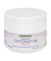 Nature's Bounty Organic Coconut Oil Skin Oil