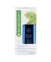 Nature's Bounty Peppermint Essential Oil