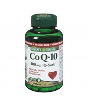 Nature's Bounty Q-Sorb CoQ10