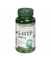 Nature's Bounty Time Released 5-HTP Tablets