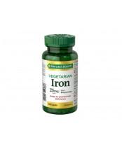 Nature's Bounty Vegetarian Iron