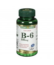 Nature's Bounty Vitamin B-6