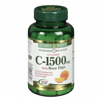 Nature S Bounty Vitamin C Ingredients