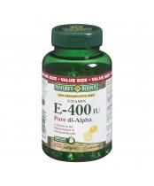 Nature's Bounty Vitamin E