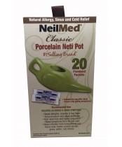 NeilMed Classic Porcelain Neti Pot