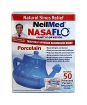 NeilMed NasaFlo Porcelain Netipot